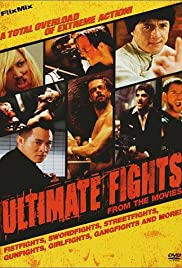Ultimate Fights from the Movies Poster