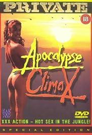 Private Film 25: Apocalypse Climax 1 Poster