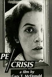 Rape/Crisis Poster