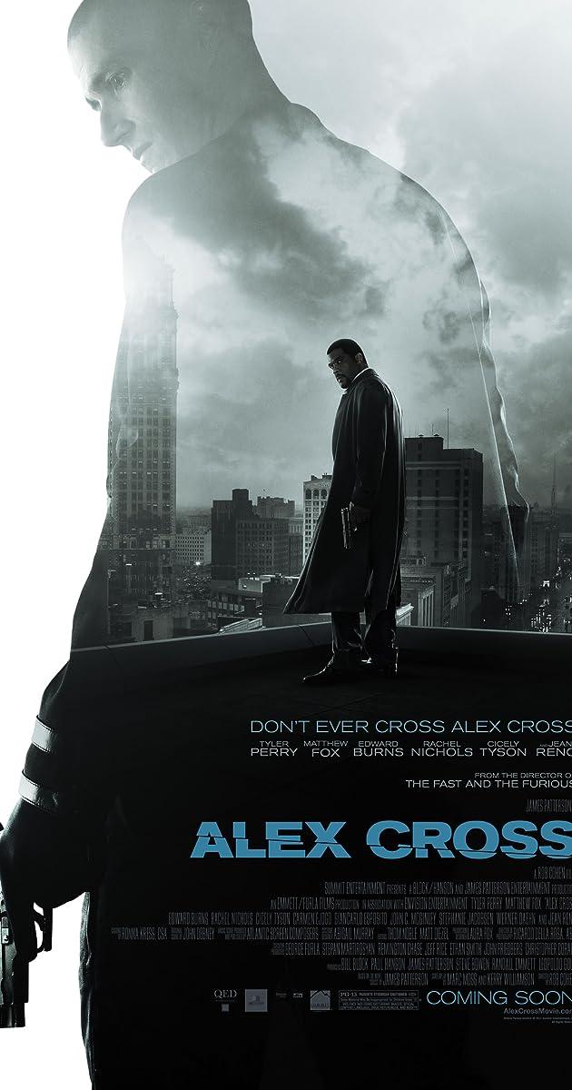 Alex Cross (2012) 720p