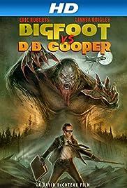 Bigfoot vs. D.B. Cooper Poster