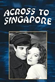 Across to Singapore Poster
