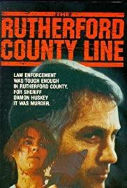 The Rutherford County Line Poster