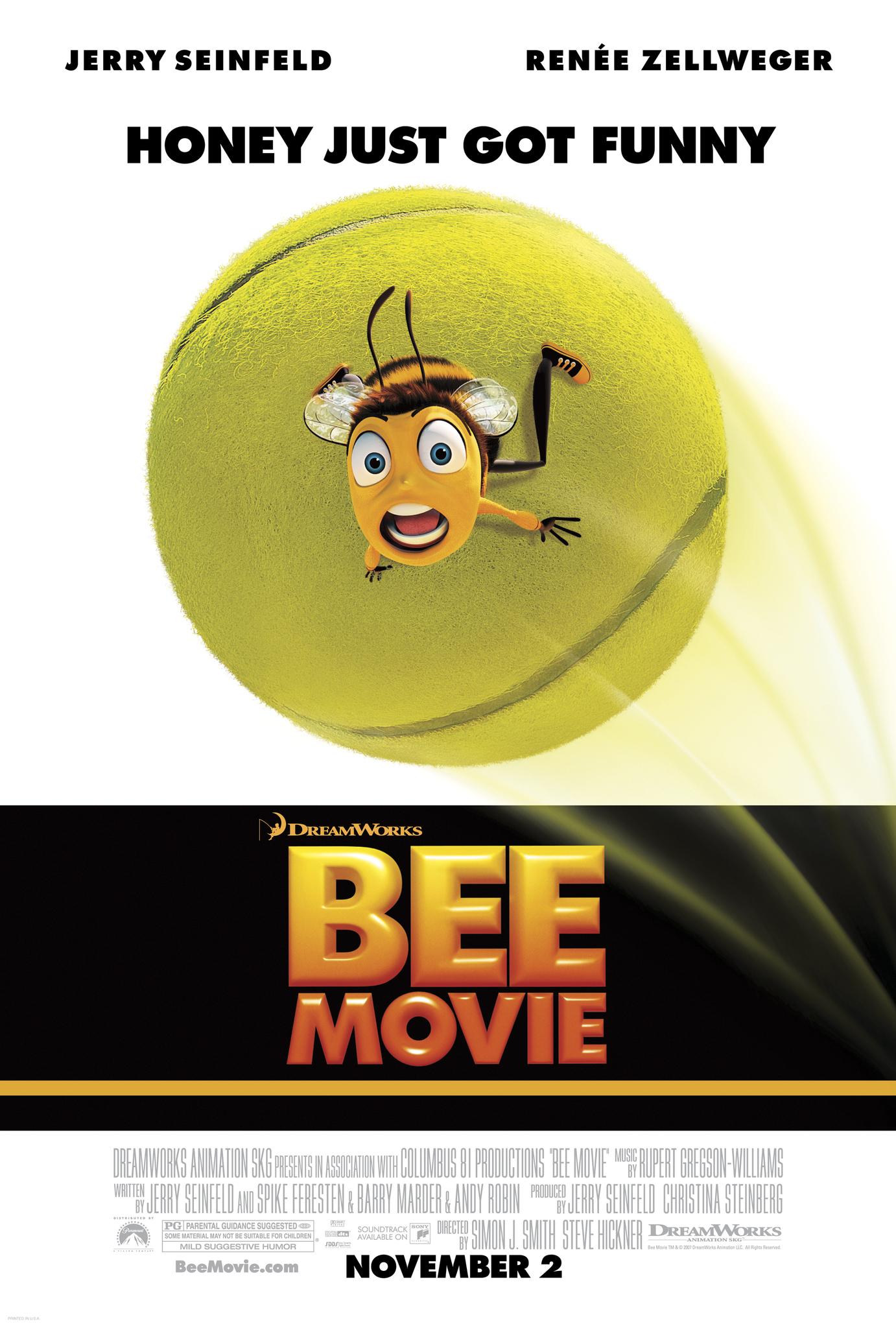 image Bee Movie Watch Full Movie Free Online