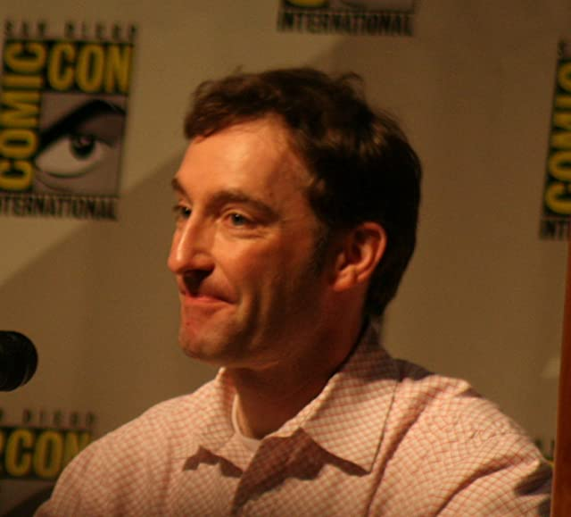 Tom Kenny at the Cartoon Voices II panel, Comic-Con 2007.