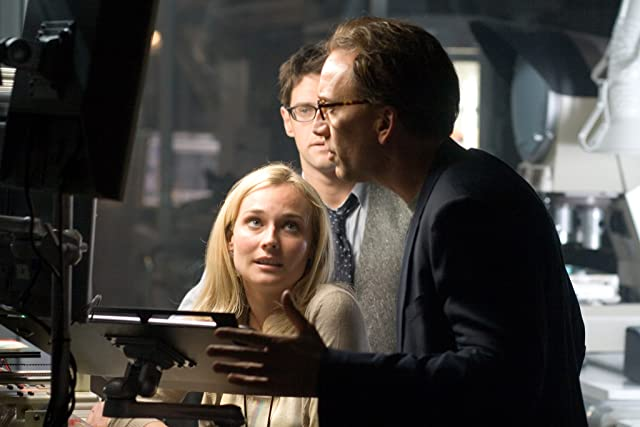Nicolas Cage, Justin Bartha, and Diane Kruger in National Treasure: Book of Secrets (2007)