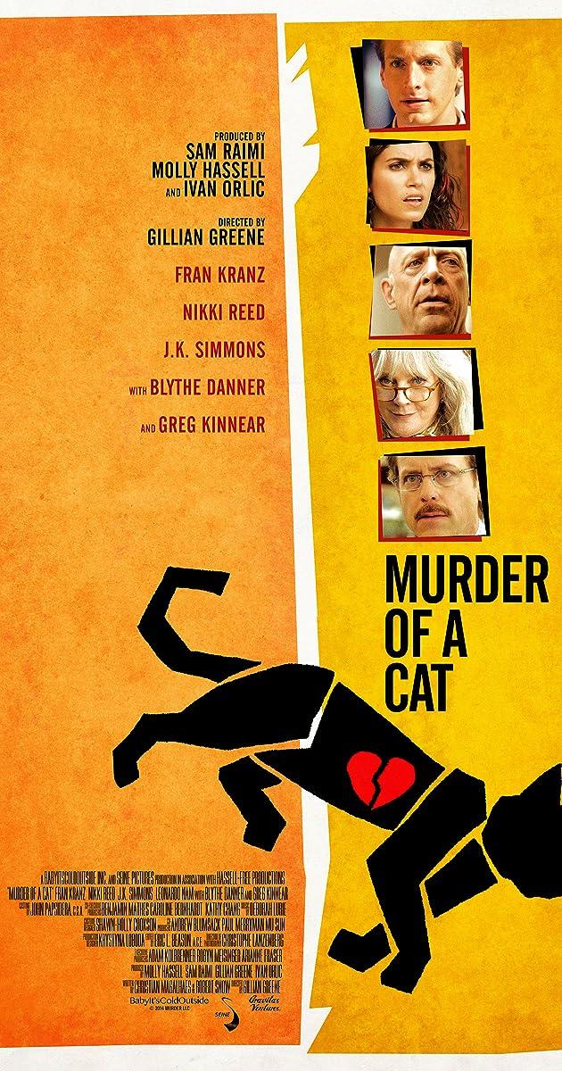 Katino nužudymas / Murder of a Cat (2014)Online