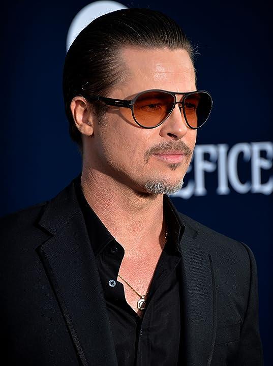 Brad Pitt at Maleficent (2014)
