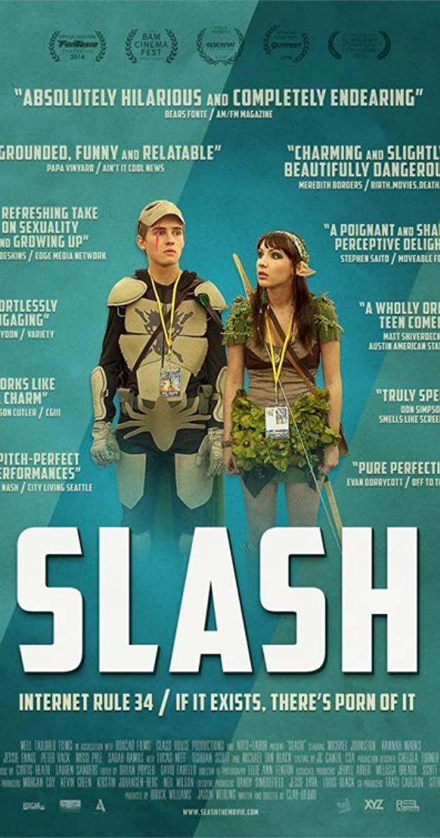 Slash (2016) - Rotten Tomatoes