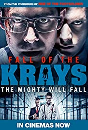 The Fall of the Krays (2016) Poster - Movie Forum, Cast, Reviews
