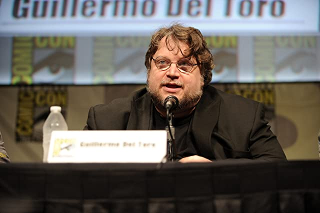 Guillermo del Toro at an event for Pacific Rim (2013)