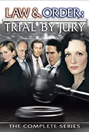 Law & Order: Trial by Jury Poster - TV Show Forum, Cast, Reviews