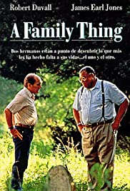 A Family Thing Poster