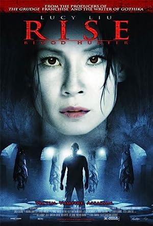 Rise: Blood Hunter poster