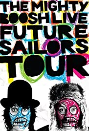 The Mighty Boosh Live: Future Sailors Tour Poster