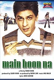 Main Hoon Na (2004) Hindi 720p HDRip x264 AC3 5.1 -Hon3y 4.3GB