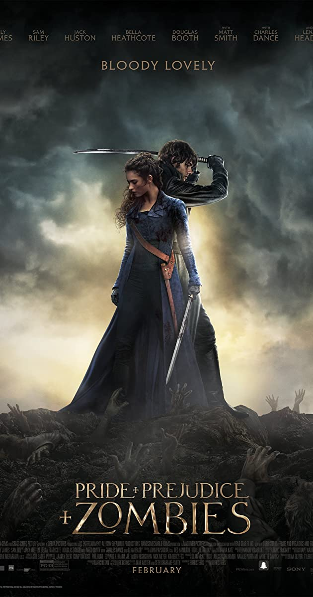 pride and prejudice and zombies imdb