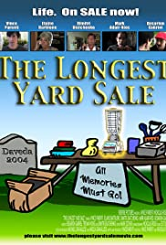 The Longest Yard Sale Poster