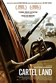 Cartel Land  [BRRip] [Latino] [1 Link] [MEGA]