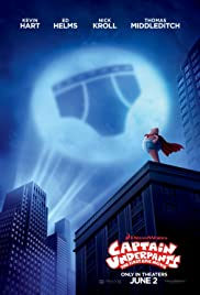 Captain Underpants: The First Epic Movie en streaming