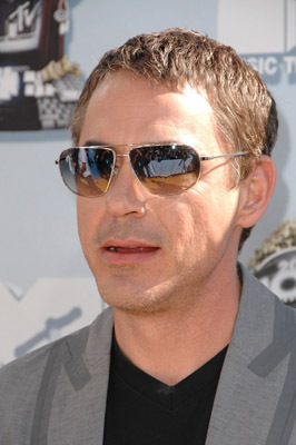 Robert Downey Jr. at event of 2008 MTV Movie Awards