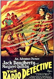 The Radio Detective Poster
