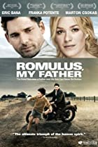 Romulus, My Father (2007) Poster