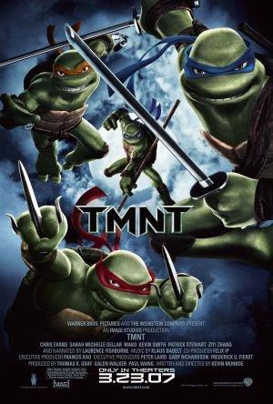 TMNT Pelicula Poster
