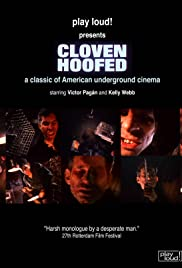 Cloven Hoofed Poster