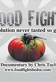 Food Fight Poster