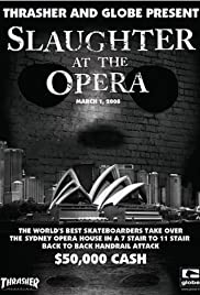 Slaughter at the Opera Poster