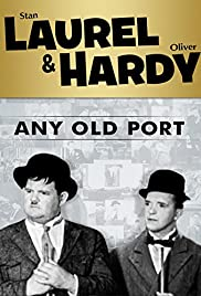Any Old Port!(1932) Poster - Movie Forum, Cast, Reviews