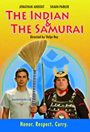The Indian and the Samurai Poster