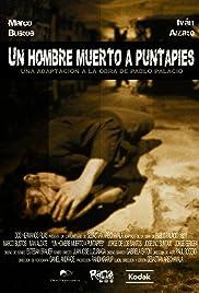 Un hombre muerto a Puntapiés Poster