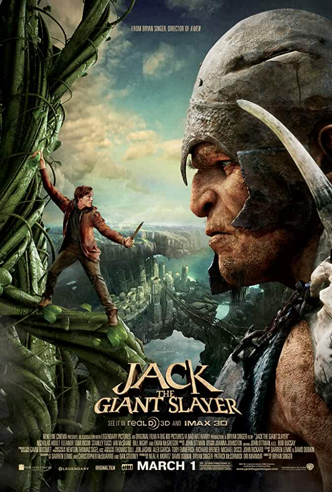 Poster Jack The Giant Slayer (2013) Full HD Movie Download In Hindi 720p