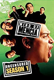 Mind of Mencia Poster