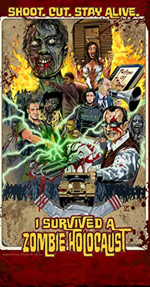 I Survived a Zombie Holocaust (2014) - IMDb