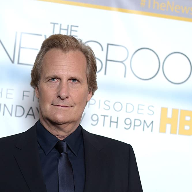 Jeff Daniels at an event for The Newsroom (2012)