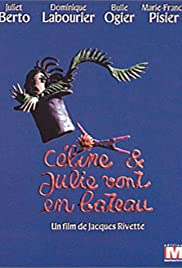 Celine and Julie Go Boating Poster