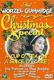 A Cup 'O Tea and a Slice 'O Cake Poster