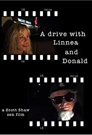 A Drive with Linnea and Donald Poster