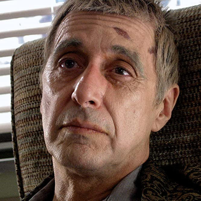 Al Pacino in Angels in America (2003)