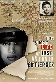 Das kurze Leben des José Antonio Gutierrez Poster