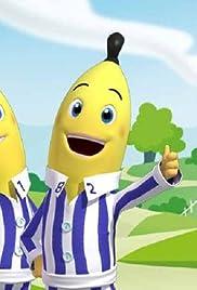 Bananas in Pyjamas Poster