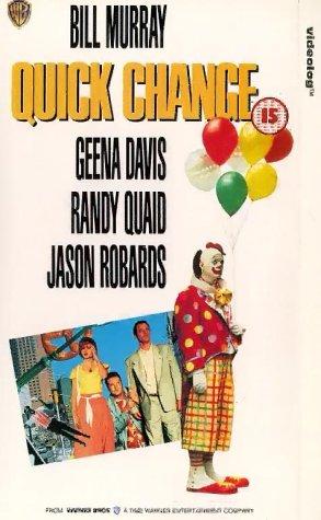 Staigios permainos / Quick Change (1990) žiūrėti online