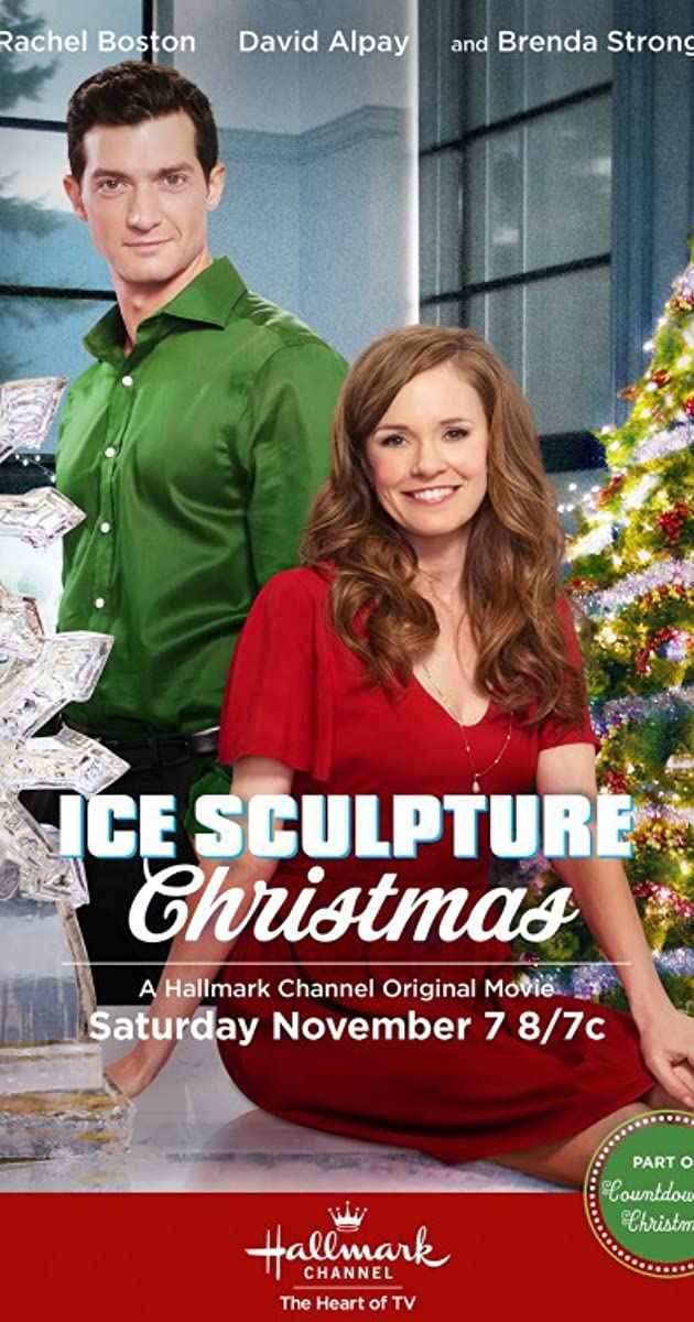 Ice Sculpture Christmas (TV Movie 2015) - IMDb