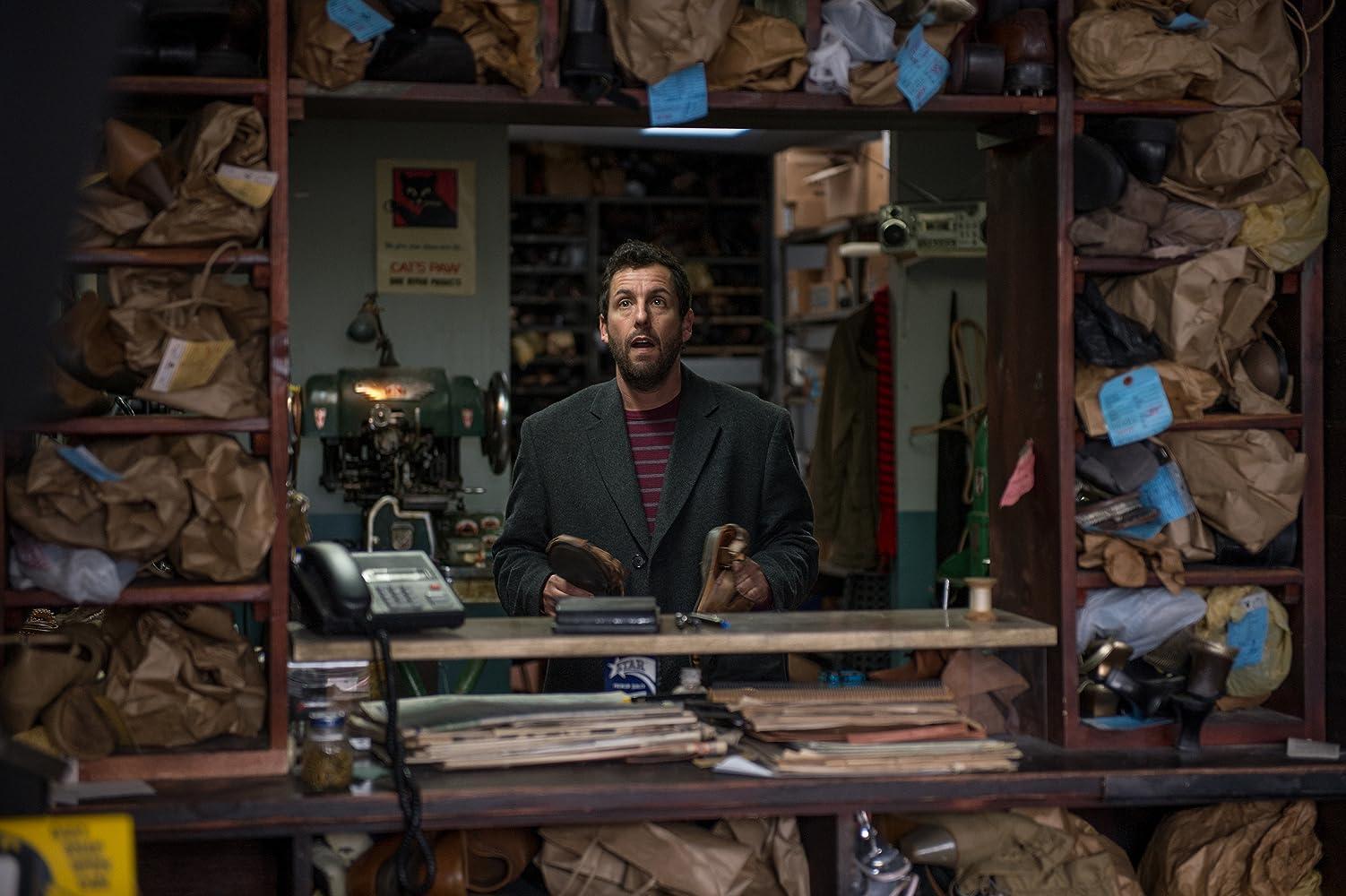 Zapatero a tus zapatos (The Cobbler)