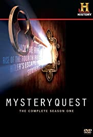 MysteryQuest Poster - TV Show Forum, Cast, Reviews