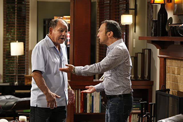 Cheech Marin and Rob Schneider in Rob (2012)