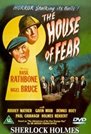 The House of Fear (1945) Poster - Movie Forum, Cast, Reviews
